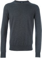 Fay ribbed knitted sweater - men - Virgin Wool - 48