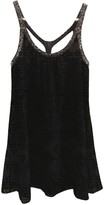 Free People Black Silk Dresses