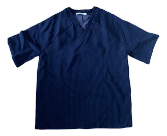 Givenchy Blue Synthetic T-shirts