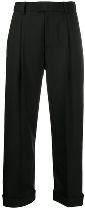 Tom Ford Turn-Up Tailored Trousers