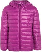Benetton Winter jacket berry