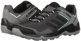 adidas Outdoor Outdoor Terrex Entry Hiker (Grey Four/Black/Clear Mint) Women's Shoes
