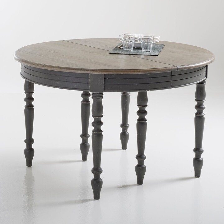 La Redoute Interieurs Eulali Extendable Dining Table (Seats 4-12)