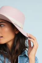 Anthropologie Stefani Boater Hat