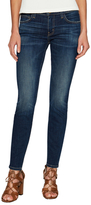 Current/Elliott The Ankle Skinny Cotton Whiskered Jean