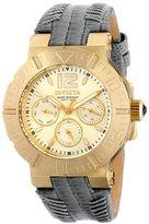 Invicta Women's 14741 Angel Analog Display Swiss Quartz Grey Watch