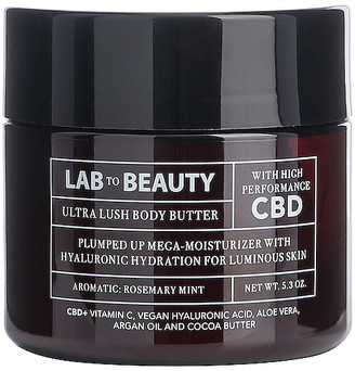 Butter Shoes LAB TO BEAUTY The Ultra Lush Body