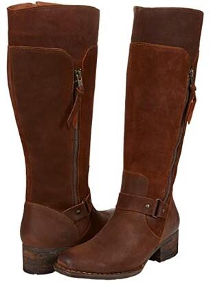 Børn Molema (Brown Distressed) Women's Boots