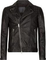 Allsaints Allsaints Kushiro Leather Biker Jacket