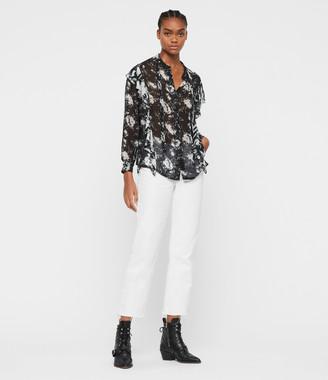 AllSaints Kiti Amapolo Shirt