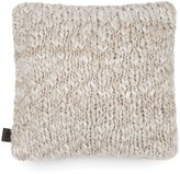 UGG Cloud Handmade Knit Square Feather Pillow