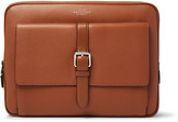 Smythson Burlington Grained-Leather Portfolio