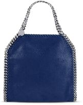 Stella McCartney bluebird falabella shaggy deer mini tote