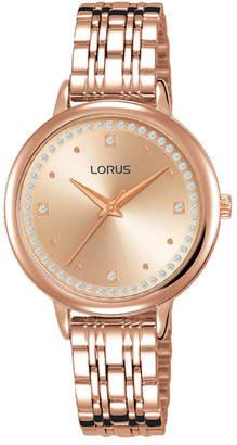 Lorus Ladies Rose Dress Watch RG298PX-9