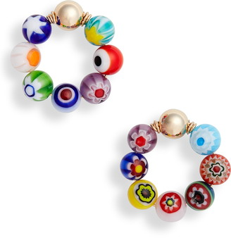 Millefiori Beck Jewels OG Earrings