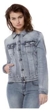 Lola Jeans Plus Size Classic Denim Jacket