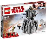 Lego First Order Heavy Scout Walker