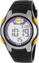 Game Time Men's NBA-TRC-LAL Los Angeles Lakers Watch