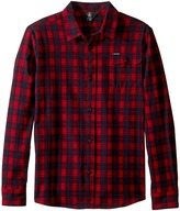 Volcom Fulton Long Sleeve Shirt (Big Kids)