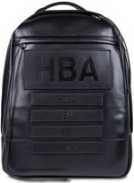 Hood by Air Leather Moma Backpack
