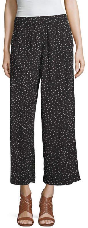 A.N.A High Waisted Petite Cropped Pants