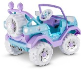 Pacific Cycle Disney Frozen 4x4 6V Ride On