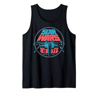 Star Wars X-Wing 1977 Use The Force Logo Tank Top
