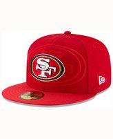 New Era Kids' San Francisco 49ers Sideline 59FIFTY Cap