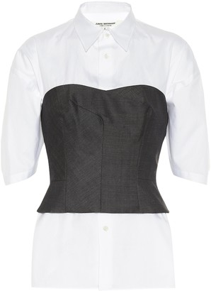 Junya Watanabe Cotton shirt