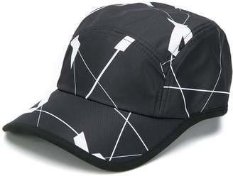 Lacoste printed cap