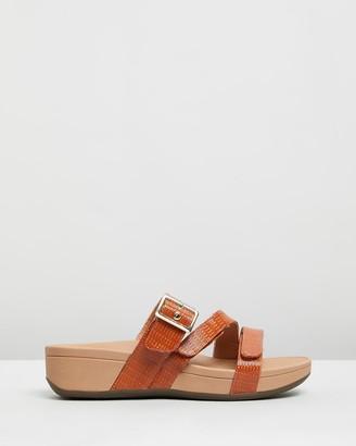 Vionic Rio Platform Sandals