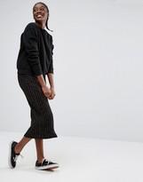 Monki Knit Tube Skirt