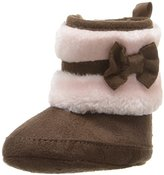 Gerber Faux Fur Cuff Bow Boot