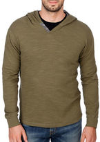 Lucky Brand Hidden Hills Hooded Henley