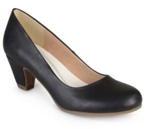Journee Collection Women's Comfort Luu-m Pumps Women's Shoes