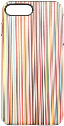 Paul Smith striped Iphone 8 Plus cover
