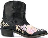 Amen Camperos cowboy boots