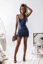 Rumor Shimmy Mini Dress