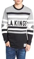 Mitchell & Ness Men's Kings Open Net Pullover