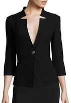 Thumbnail for your product : St. John Micro Boucle Jacket