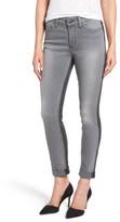 NYDJ Women's Two Tone Stretch Girlfriend Jeans