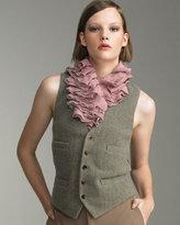 Ralph Lauren Collection Herringbone Vest