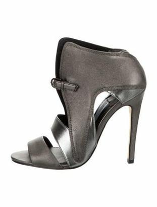 Camilla Skovgaard Front Wing Sandals w/ Tags Grey