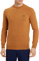 Lyle & Scott Crew Neck Lambswool Jumper
