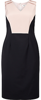 Studio 8 Imogen Dress, Black/Pink