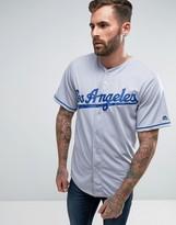 Majestic Mlb L.a Dodgers Baseball Replica Jersey