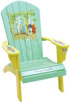 Margaritaville Outdoor Classic Wood Adirondack Chair