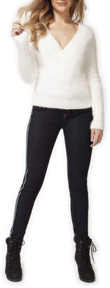 Dex L/S Crossover Sweater