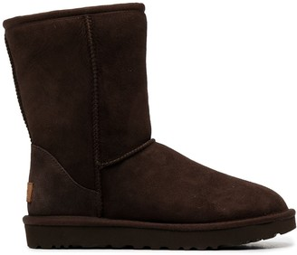 UGG Shearling Lined Ankle Boots