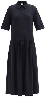 MAX MARA LEISURE Ceci Dress - Dark Navy